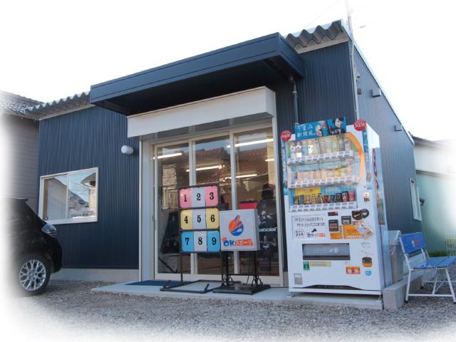 OKスポーツ〜テニス・バトミントン〜 店舗画像